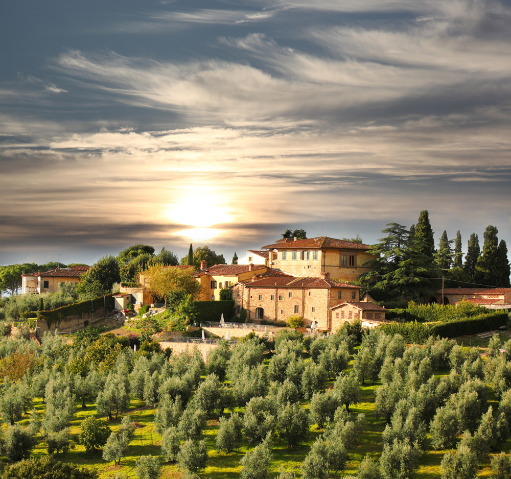 Tuscany travel guide trip sense for Tuscan california