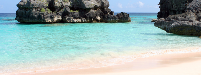 Pretty in Pink: The Island of Bermuda