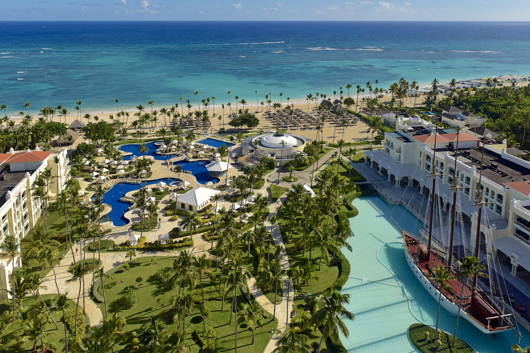 Iberostar Grand Hotel Bavaro Vacation Packages