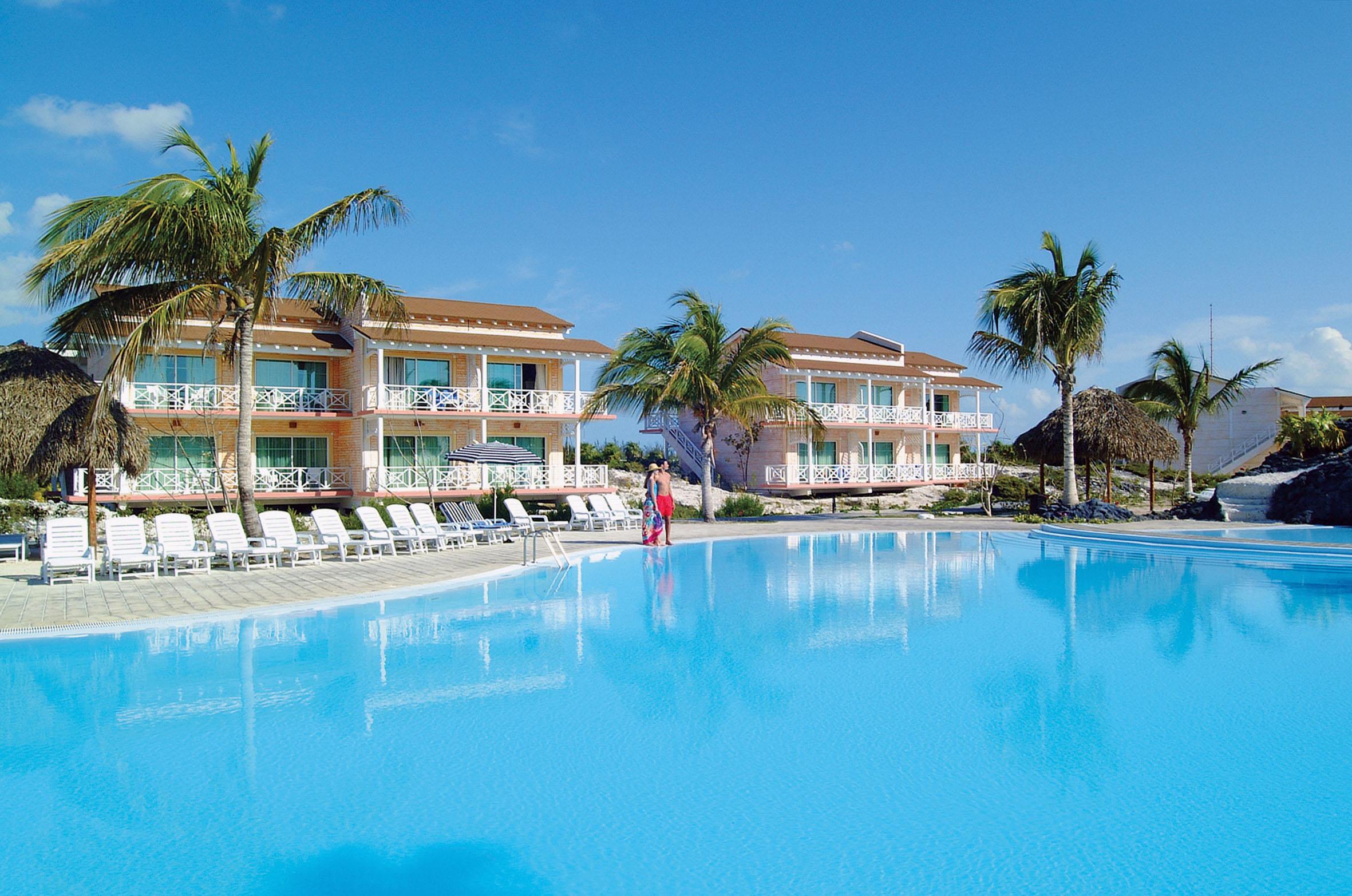 Sol Cayo Largo-Pool