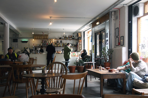 Cafe Oto. Photo Credit todolist