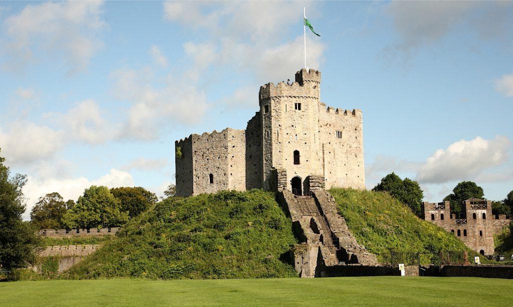 Photo Credit Cardiff Castle, Neil Moffat