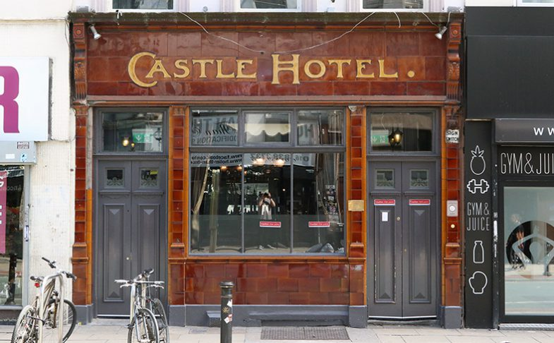 Castle Hotel. Photo Credit creativetourist.com