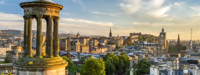 A Musical Guide of Britain – Edinburgh