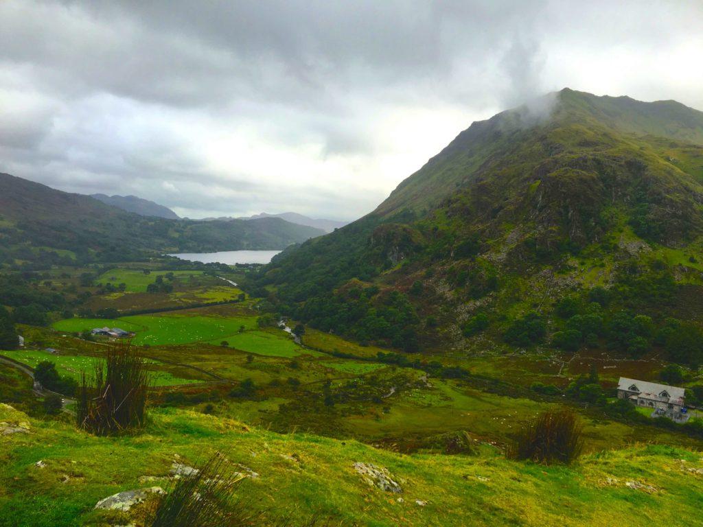Wales Landscape. Photo Credit BBC