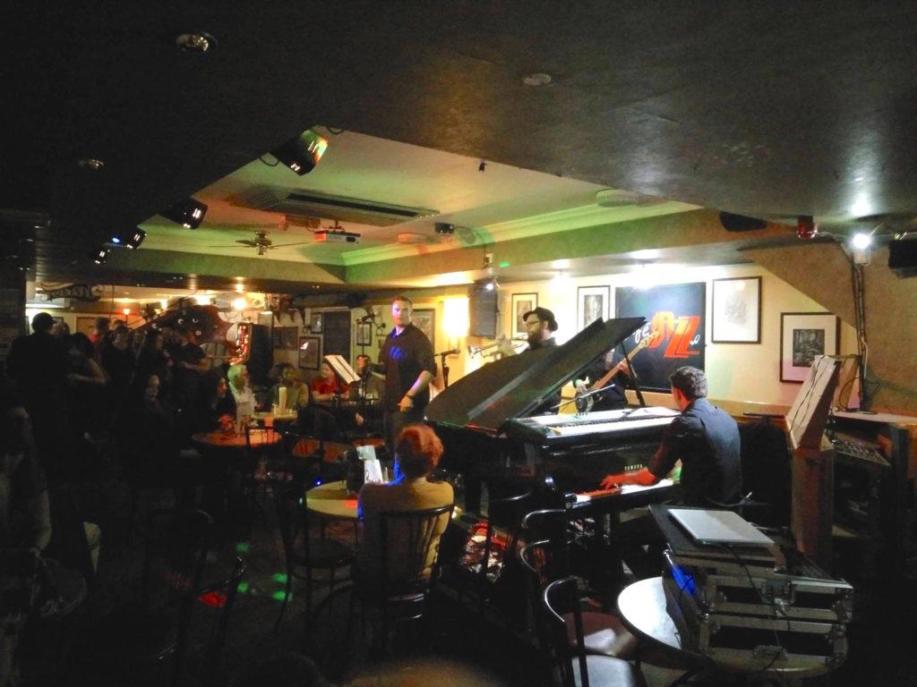 Photo Credit Cafe Jazz Facebook