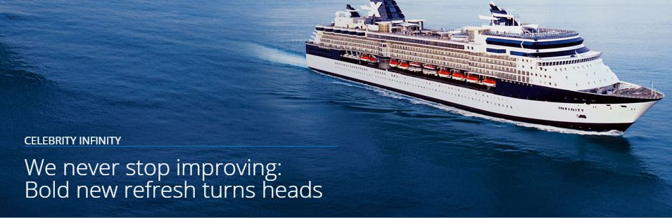 Reviews of celebrity infinity alaska cruise