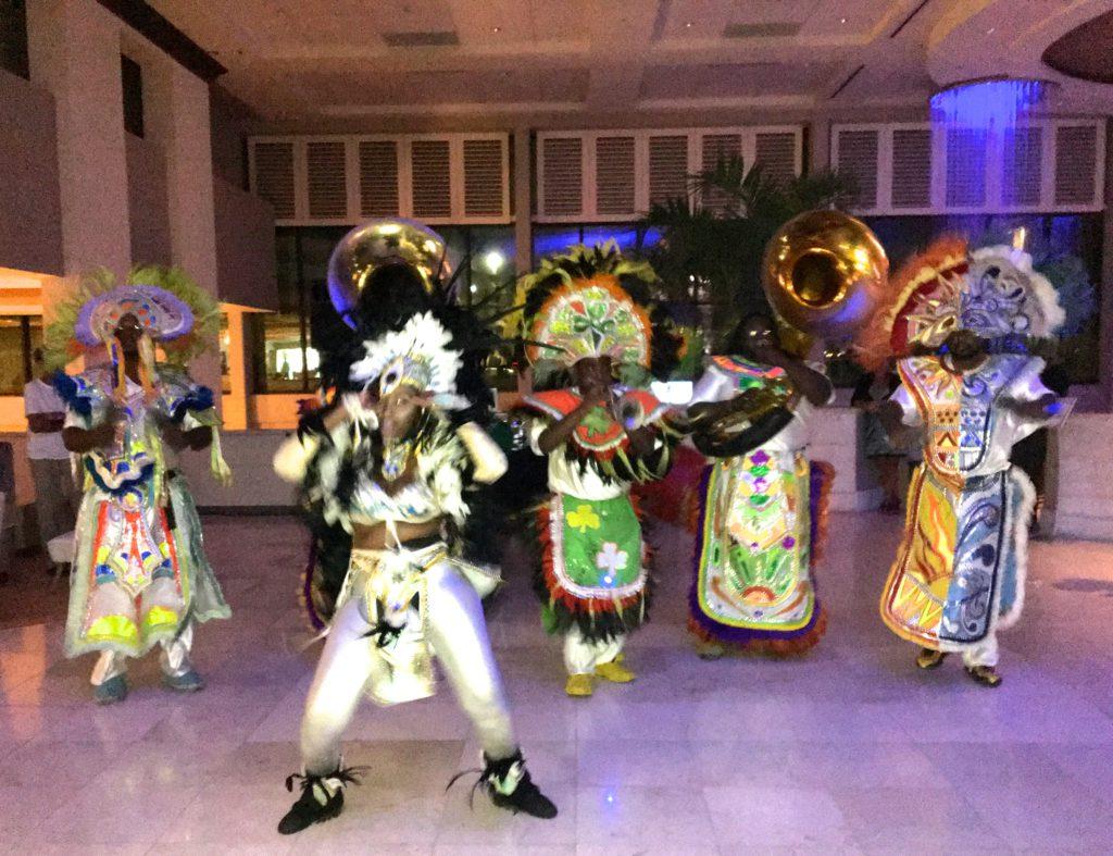 melia-junkanoo-dancing-in-the-lobby