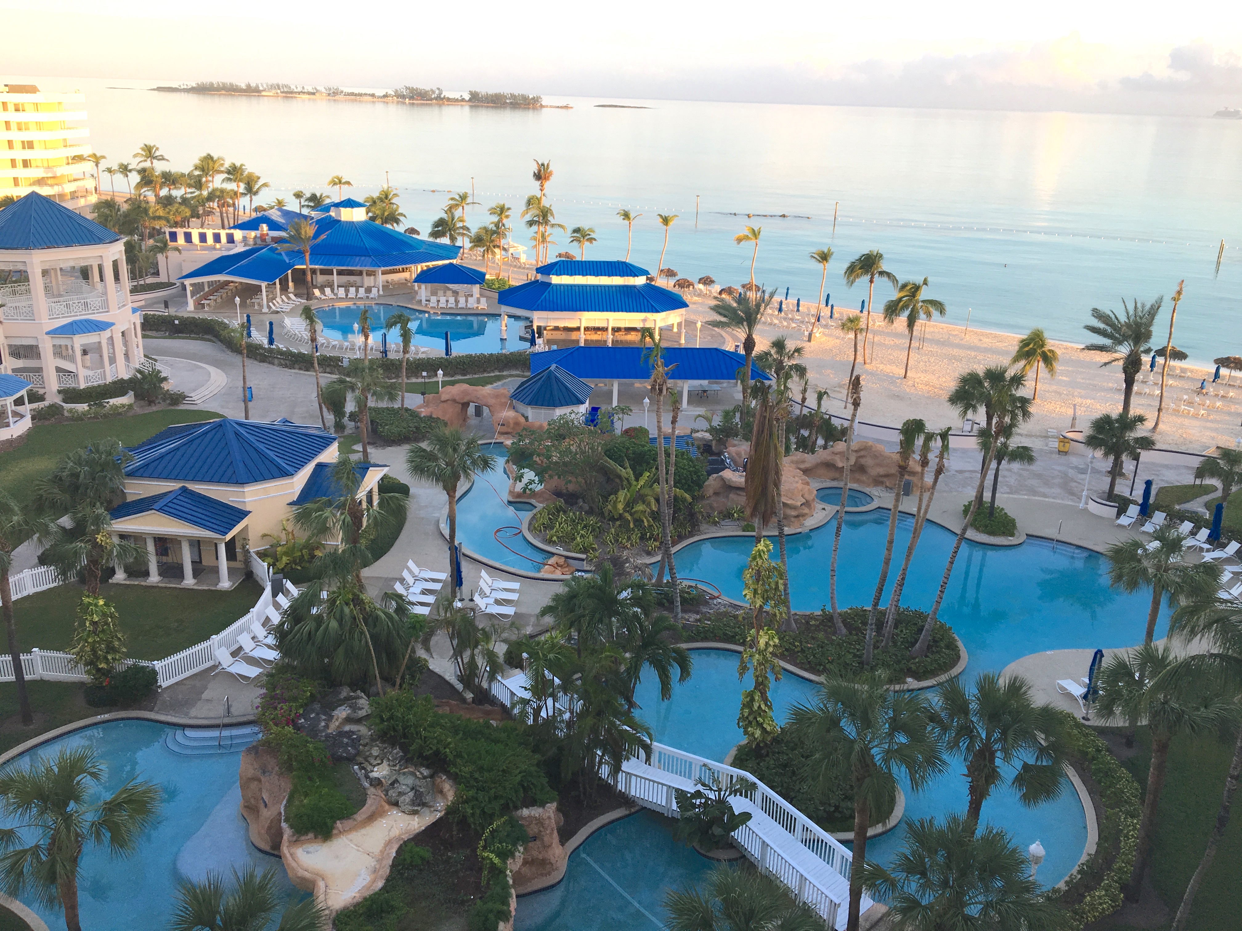 New Melia Nassau Beach Resort