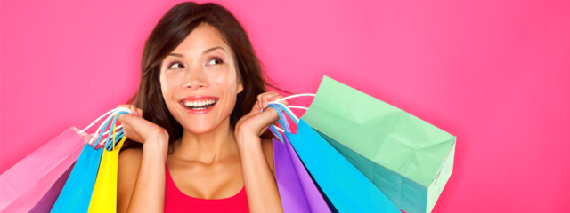 Shopping Vouchers: Las Vegas & Orlando