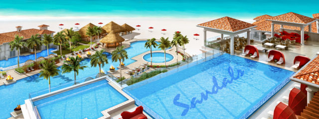 Revealed: A look at the Sandals Royal Barbados resort