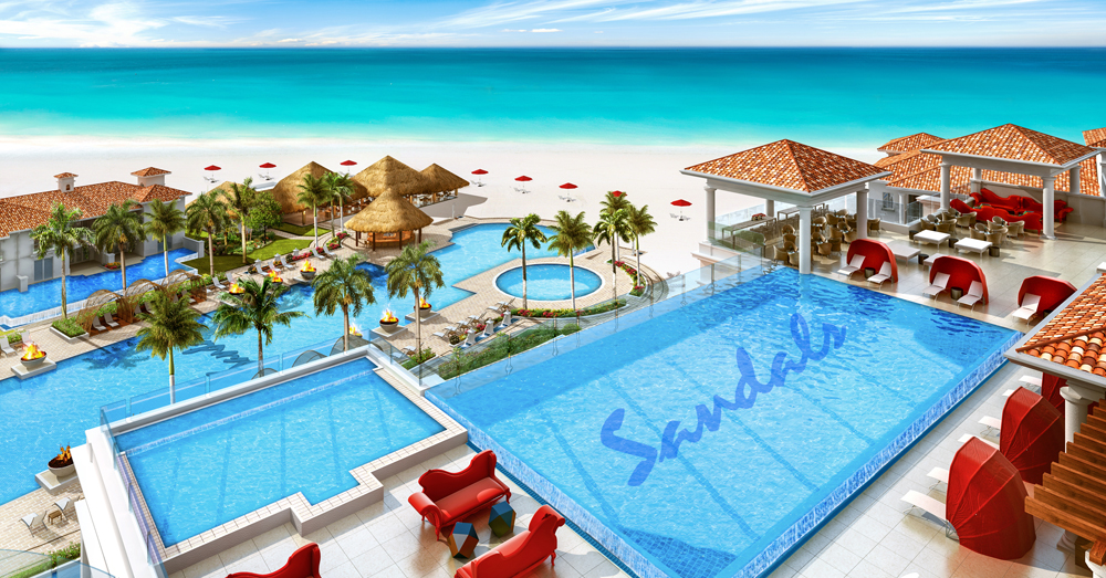 Revealed A Look At The Sandals Royal Barbados Resort