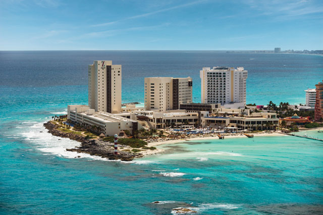 REVIEW: Hyatt Ziva Cancun - a resort beyond ordinary