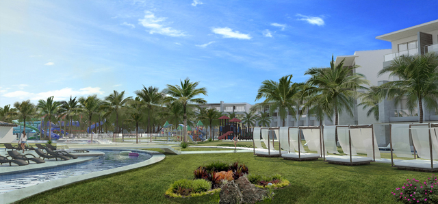 Royalton Bavaro Resort & Spa pool