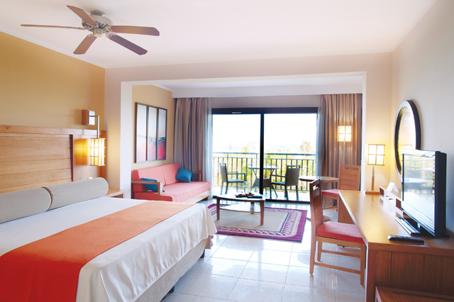 Junior Suite room category at Royalton Cayo Santa Maria