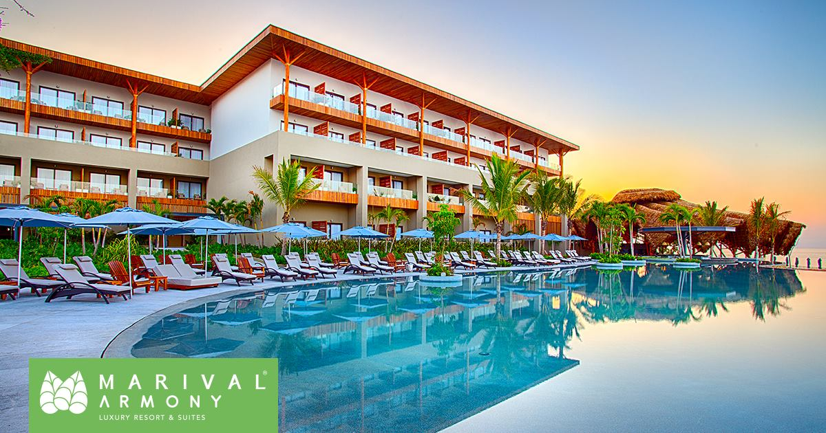New Resort Opening Marival Armony Luxury Resort Amp Suites