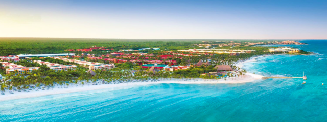New Resort Opening: Barcelo Maya Riviera