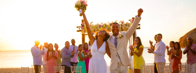 Make wedding dreams a reality in Aruba