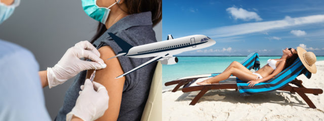Survey:  Over 60% of past Canadian leisure travellers will book vacations after being vaccinated or confident of being vaccinated