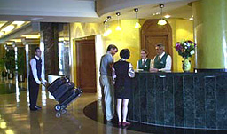 Personalized Reception Services