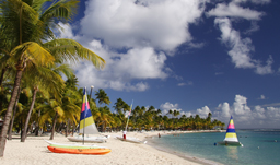 Beach view - Pointe-a-Pitre, Guadeloupe
