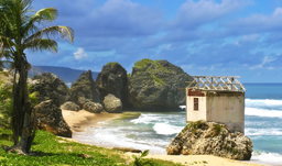 Beautiful Bathsheba Coast - Barbados Caribbean Vacation Packages