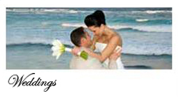 You can also book destination weddings with Sunwing Vacations