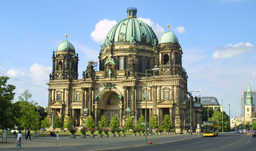Berliner Dom Cathedral - Berlin, Germany