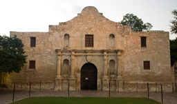 The Alamo - San Antonio, Texas, USA