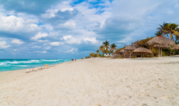 One of the top Caribbean vacation beaches can be found in Varadero, Cuba