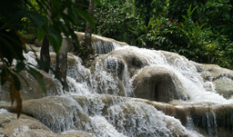 An excursion to Dunn's River Falls on your Jamaica Caribbean Vacation is a must-see