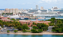 San Juan, Puerto Rico is a popular starting point for a Southern Caribbean cruise