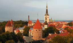 Winter in Tallinn - Tallinn, Estonia