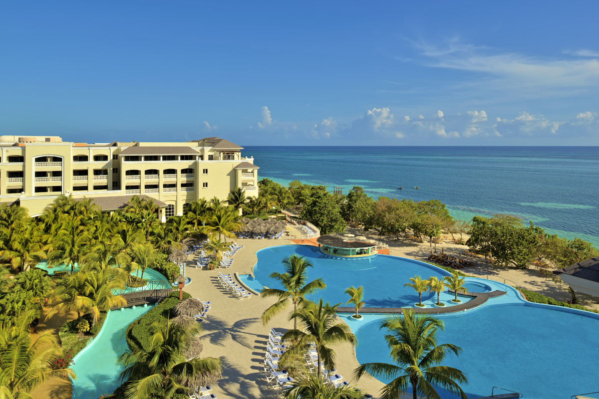 Iberostar Rose Hall Beach Resort - Montego Bay, Jamaica